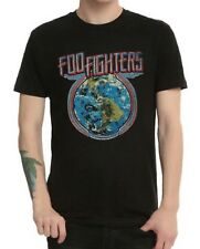 Foo Fighters WORLWIDE T-Shirt NWT Dave Grohl Rock Band 100% Authentic