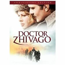 Doctor Zhivago (DVD, 2010, 2-Disc Set, 45th Anniversary Edition) Omar Sharif