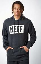NEW NEFF MENS NEW WORLD PULLOVER HOODIE