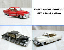 1953 Cadillac Series 62 -Vintage CAR PULL BACK DIECAST DIE CAST Model Scale 1:43