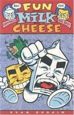 Fun with Milk and Cheese by Evan Dorkin (1995, Paperback)