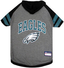 Philadelphia Eagles NFL Pets First Officially Licensed Dog Hoodie Tee Shirt XS-L