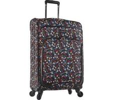 """NEW NINE WEST PACKMEUP 24"""" EXPANDABLE SPINNER LUGGAGE"""
