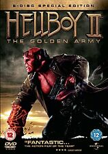 Hellboy 2 - The Golden Army (DVD, 2008, 2-Disc Set)