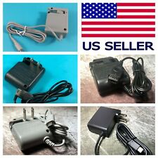 Nintendo 3DS Charger Wall Power Adapter for DSi XL 3DS XL 2DS Gameboy Micro GBM
