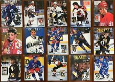 You Choose Beckett Hockey Card Monthly Magazine Price Guides 1991-1995