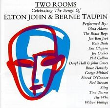 Two Rooms: Celebrating the Songs of Elton John & Bernie Taupin by Various CD