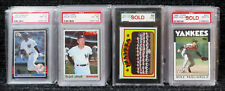 New York Yankees / PSA Graded Cards / Build Your Team Sets ! / BGS SGC
