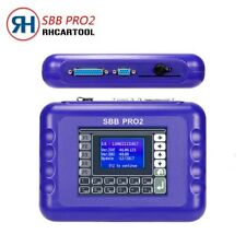 2018 New arrived V48.88 SBB Pro2 Key Programmer Support Cars to 2018 Replace