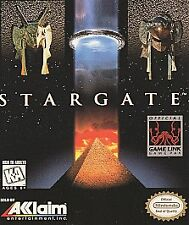 Stargate Nintendo Game Boy Gameboy New Sealed Near Mint+ Super Rare VGA 85 SG1