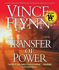 TRANSFER OF POWER AUDIO BOOK (CD) A THRILLER BY VINCE FLYNN
