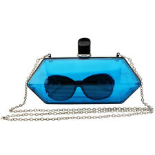 Women's Bags Clutch Evening Bag Acrylic Purse Shoulder Crossbody Handbags Wallet