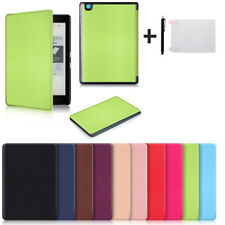 Magnetic Auto-Sleep Leather Cover Case For KOBO Arua Edition 2 eReader 6 Inch