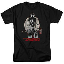 THE SHINING Come Out Vintage Horror Movie Stephen King T-Shirt Adult SM-6XL