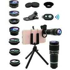 20x Zoom Telephoto Lens Cell Phone Camera Lens Kit