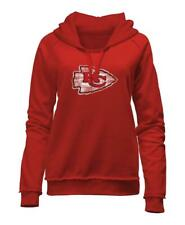 "Kansas City Chiefs Women's New Era NFL ""Post Route"" Pullover Hooded Sweatshirt"