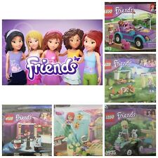 LEGO - FRIENDS, ELVES and DISNEY PRINCESS - Pick The Ones You Need