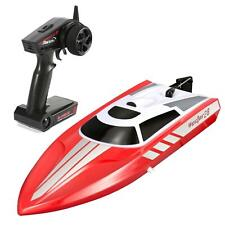 FUNTECH 2.4GHz RC Remote Control Boats High Speed 18 MPH (30 KM/H)