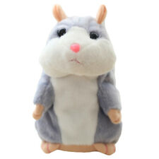 Lovely Mimicry Pet Talking Hamster Repeats What You Say Plush Animal Baby Gift