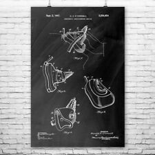 Anesthesia Face Mask Poster Print Anesthetist Gift Medical Art Surgeon Gifts