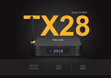 Tanix TX28 Android TV box with HD IPTV 1 year Subscription VOD Movie Top Set Box