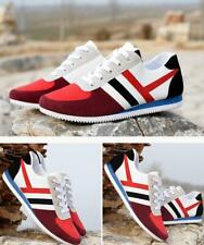Men's Fashion Sneakers Trainers Sport Breathable Running Walking Casual Shoes