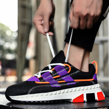 Men's Retro Casual Sneakers Sports Fashion Running Walking Shoes Mesh Breathable