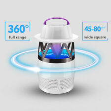 LED USB Electric Zapper Mosquito Insect Killer UV Trap Lamp Fly Bug Pest