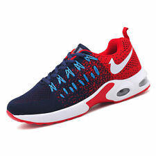 Men Air Cushion Running Breathable Shoes Sports Casual Walking Athletic Sneakers