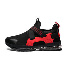 Men's Air Cushion Running Athletic Sports Sneakers Casual Basketball Shoes Mesh