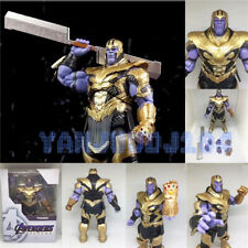 SHF Avengers 4 Endgame Thanos Figuarts Action Figure Toys Doll for Gift