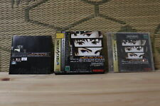 Dead or Alive Premium limited edition Complete Sega Saturn SS Japan VG+!