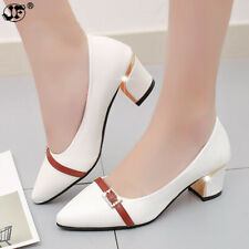 summer Office shoes Women Pumps high heels Party Simple Pointed Shallow high