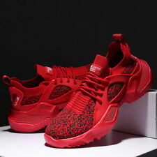 Men's Outdoor Casual Sneakers Sports Running Shoes Breathable Fashion Walking