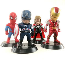 "3.5"" Marvel Super Heros the Avengers Figure Model Collection Toys Collectible 12"