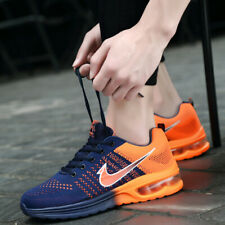 Men's Athletic Sneaker Air Cushion Sports Running Shoes Breathable Walking Shoes