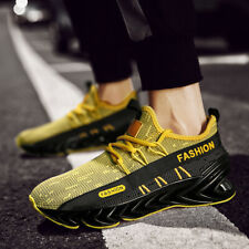 Men's Springblade Running Shoes Sneakers Sports Fashion Breathable Athletic Mesh