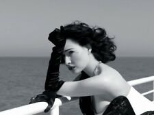 Romantic Dita Von Teese Sea Ship Wind Wall Print POSTER CA