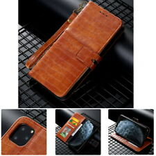 For iPhone 11 Pro Max XS XR X 8 7 6S Crocodile Pattern Leather Wallet Case Cover