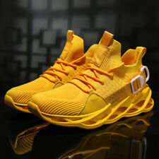 Men Fashion Casual Shoes Running Shoes Sports Sneakers Breathable Leisure Shoes