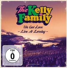 Artikelbild The Kelly Family -  We Got Love-Live At Loreley (Deluxe Edition) OVP*NEU*
