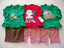 Starting Out Holiday Christmas Pant Set nwt 50% off