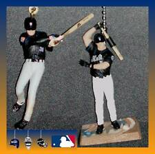 MLB NEW YORK METS WRIGHT & HELMET, PIAZZA OR MARTINEZ FIGURE  CEILING FAN PULLS