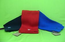 BNWT TIMBERLAND Winter Scarf Snow WARM Knitted Red Blue Navy Age 2-16 years