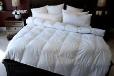 Eider Down Duvets Comforters - Luxurious 800+ Fill Power