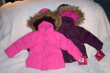 NWT Hawke&Co. Puffy Down Filled Winter Coat with Hood