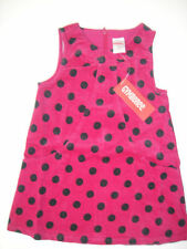 Gymboree NWT MERRY AND BRIGHT Jumper Dot Dress 2 3 3T