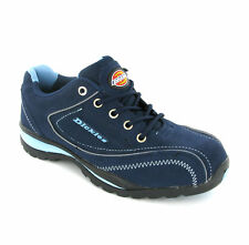 Womens Dickies Steel Toe Safety Lightweight Trainer 3-8