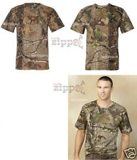 Code V Camouflage Realtree AP or APG Camo T-Shirt 3980