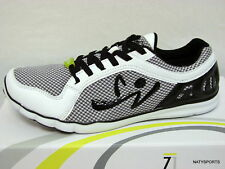 Zumba Zumbawear Z1 Black/White Sneakers Shoes All Sizes